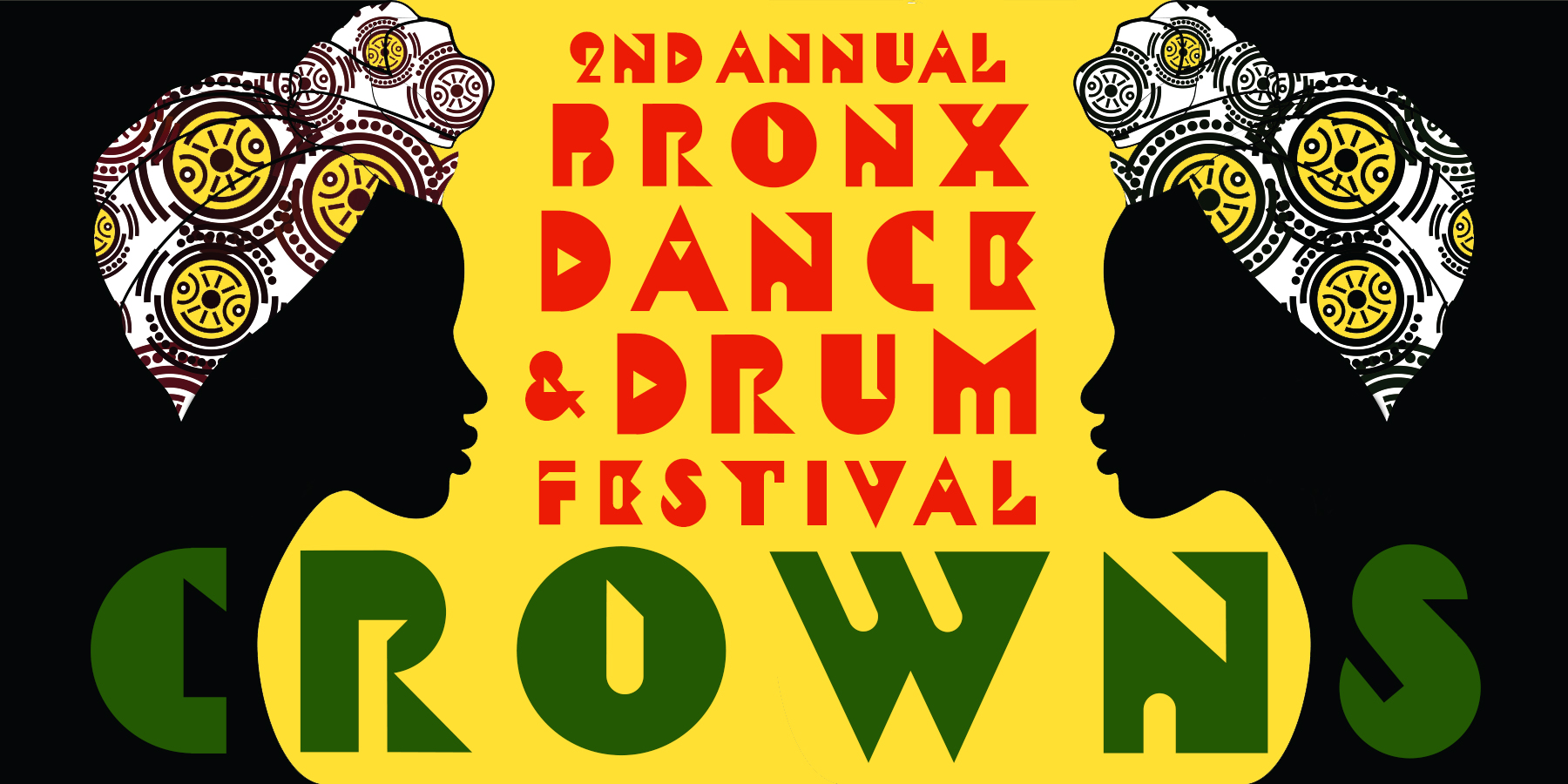 bronx dance & drum festival